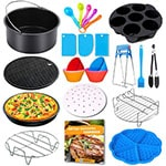 7 inch Air Fryer Accessory Kit