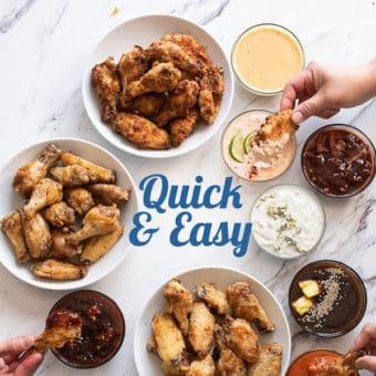 Air Fryer Appetizer Recipes | AirFryerWorld.com