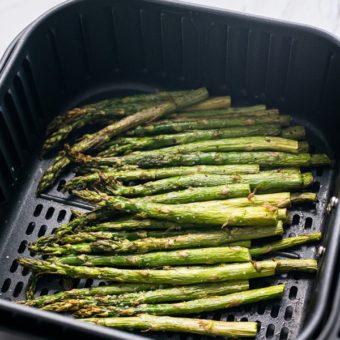 Air Fryer Asparagus | AirFryerWorld