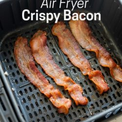 Air Fryer Bacon | AirFryerWorld
