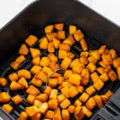 Air Fryer Butternut Squash AirFryerWorld.com