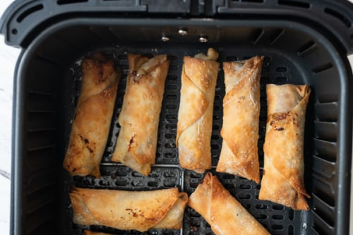 Air Fried egg rolls