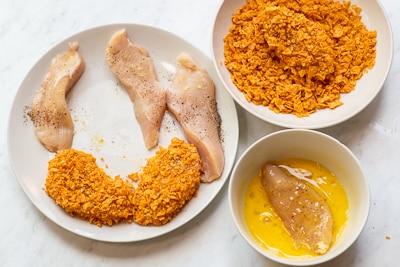Dredge Chicken