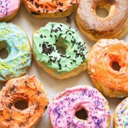 Air Fryer Easy Donuts-AirFryerWorld.com