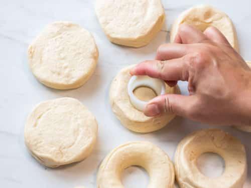 Cutting Donuts