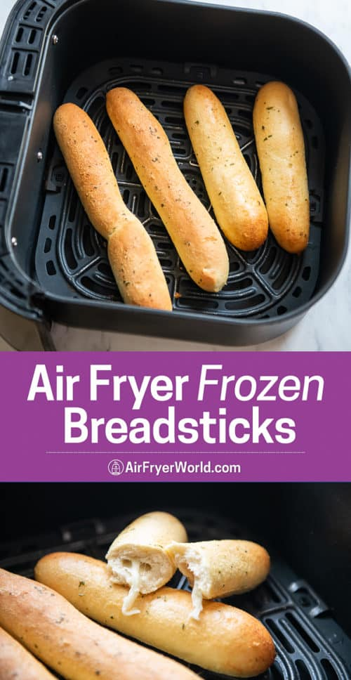 regular and cheese filled breadsticks