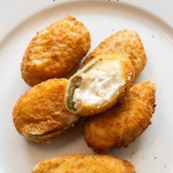 Air Fryer Frozen Jalapeno Poppers Appetizers Recipe | AirFryerWorld.com