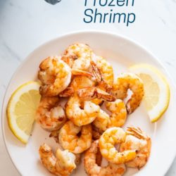Air Fryer Frozen Shrimp Recipe | AirFryerWorld.com
