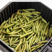 Air Fried Green Beans Recipe in Air Fryer | AirFryerWorld.com