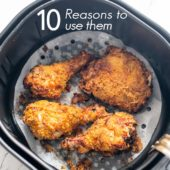 10 Reasons to Use Perforated Parchment Sheets for Air Fryer