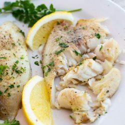 Healthy Air Fried Fish Recipe in Air Fryer | AirFryerWorld.com