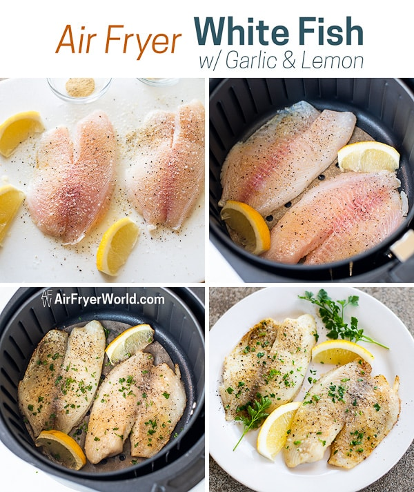 Healthy tilapia recipe step by step photos