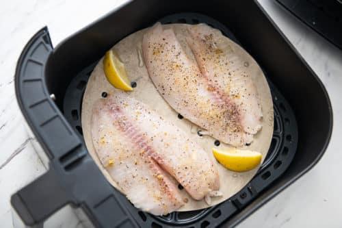 Air Fry White Fish