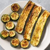 How to Cook Air Fried Zucchini Recipe in Air Fryer | AirFryerWorld.com