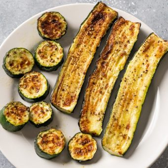 How to Cook Air Fried Zucchini Recipe in Air Fryer   AirFryerWorld.com