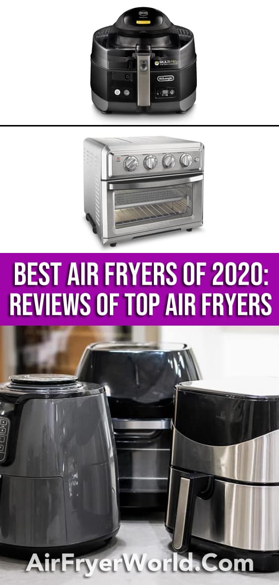 Best Air Fryers for Air Frying   @AirFryerWorld