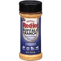 Jar of Franks Red Hot Buffalo Ranch Seasoning