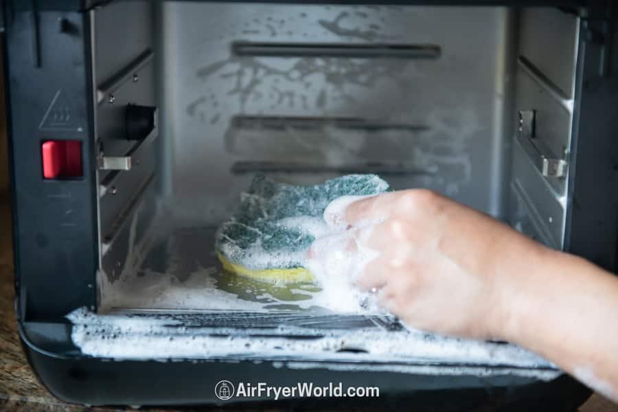 Best Air Fryer Cleaning Tips   AirFryerWorld.com