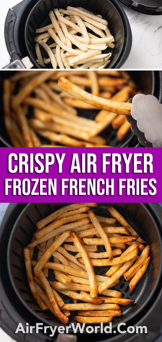 How to Cook Air Fried French Fries in the. Air Fryer   AirFryerWorld.com