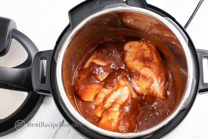 How to Make Chicken Tacos in Pressure Cooker | BestRecipeBox.com