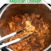 Instant Pot Mexican Chicken Taco in Pressure Cooker   BestRecipeBox.com