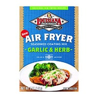 Box of Louisiana Garlic Herb Air Fryer Seasoning