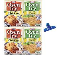 Oven Fry Seasoning Mixes