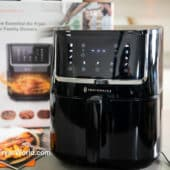 Giveaway & Review: TaoTronics Air Fryer, Large 6 Quart