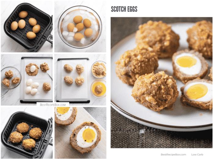 keto breakfast recipe in