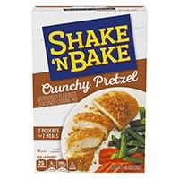 Shake 'n Bake Pretzel Coating