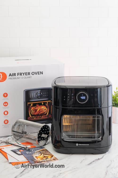 TaoTronics air fryer oven review