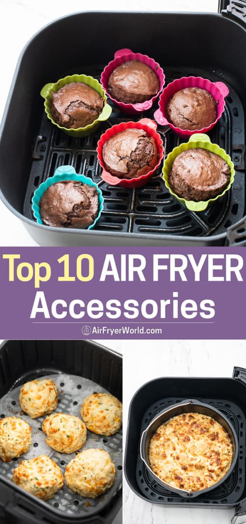 Top 10 Air Fryer Accessories for Air Frying