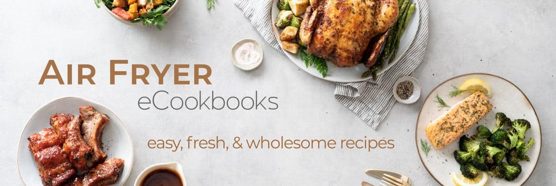 Air Fryer Cookbooks