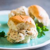 Miracle Creamy Garlic Chicken in Slow Cooker is AMAZING | @bestrecipebox