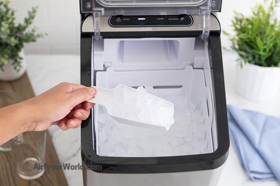 TaoTronics Ice Maker Review